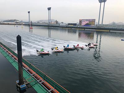 丸亀レース