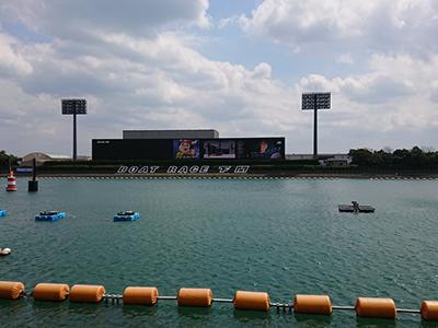 下関競艇場のレース