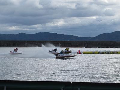 徳山レース