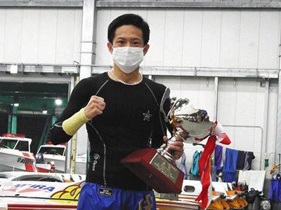 ボートレース発祥地記念第24回モーターボート誕生祭の優勝は篠崎仁志選手