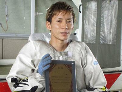 【結果】スカパー!・JLC杯 徳山ルーキーシリーズ第14戦の優勝は松尾拓選手